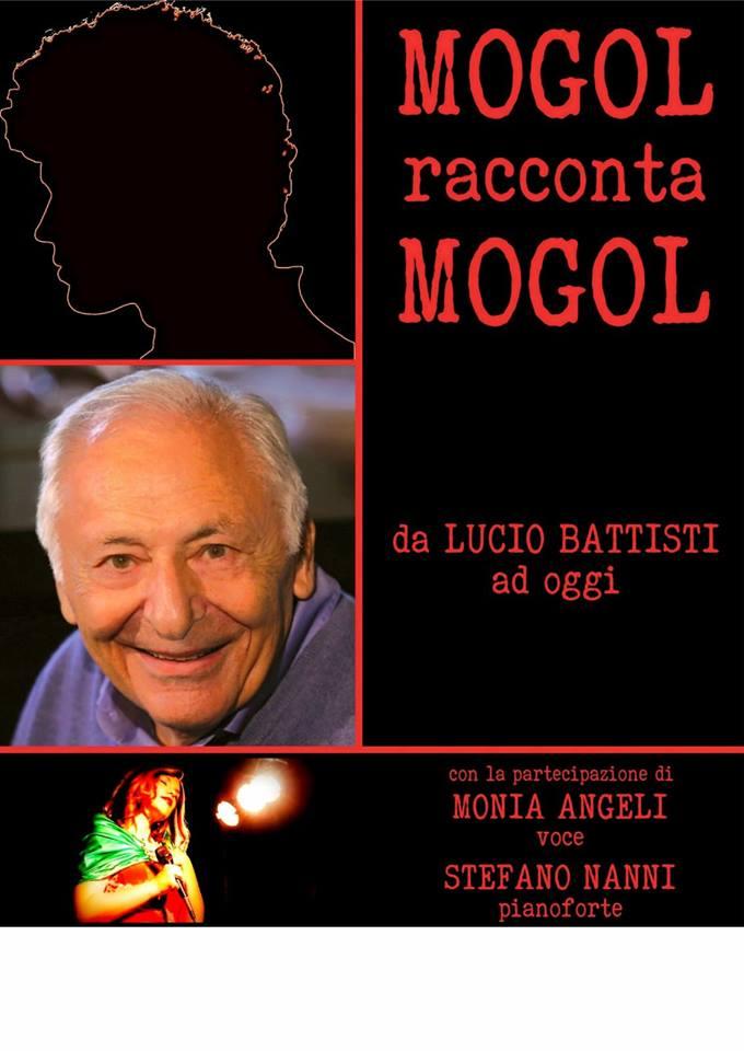 Mogol racconta Mogol con Monia Angeli