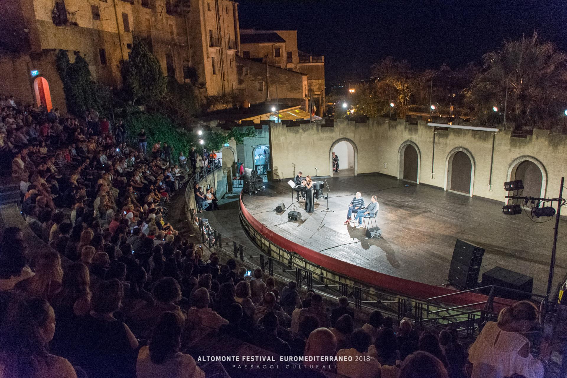 Teatro Belluscio Altomonte