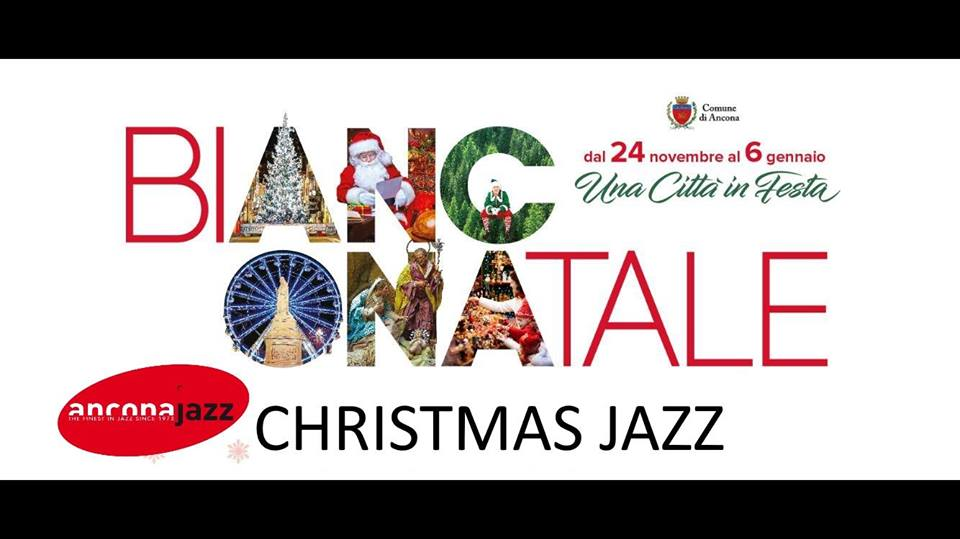 Monia Angeli in A Natale con Swing