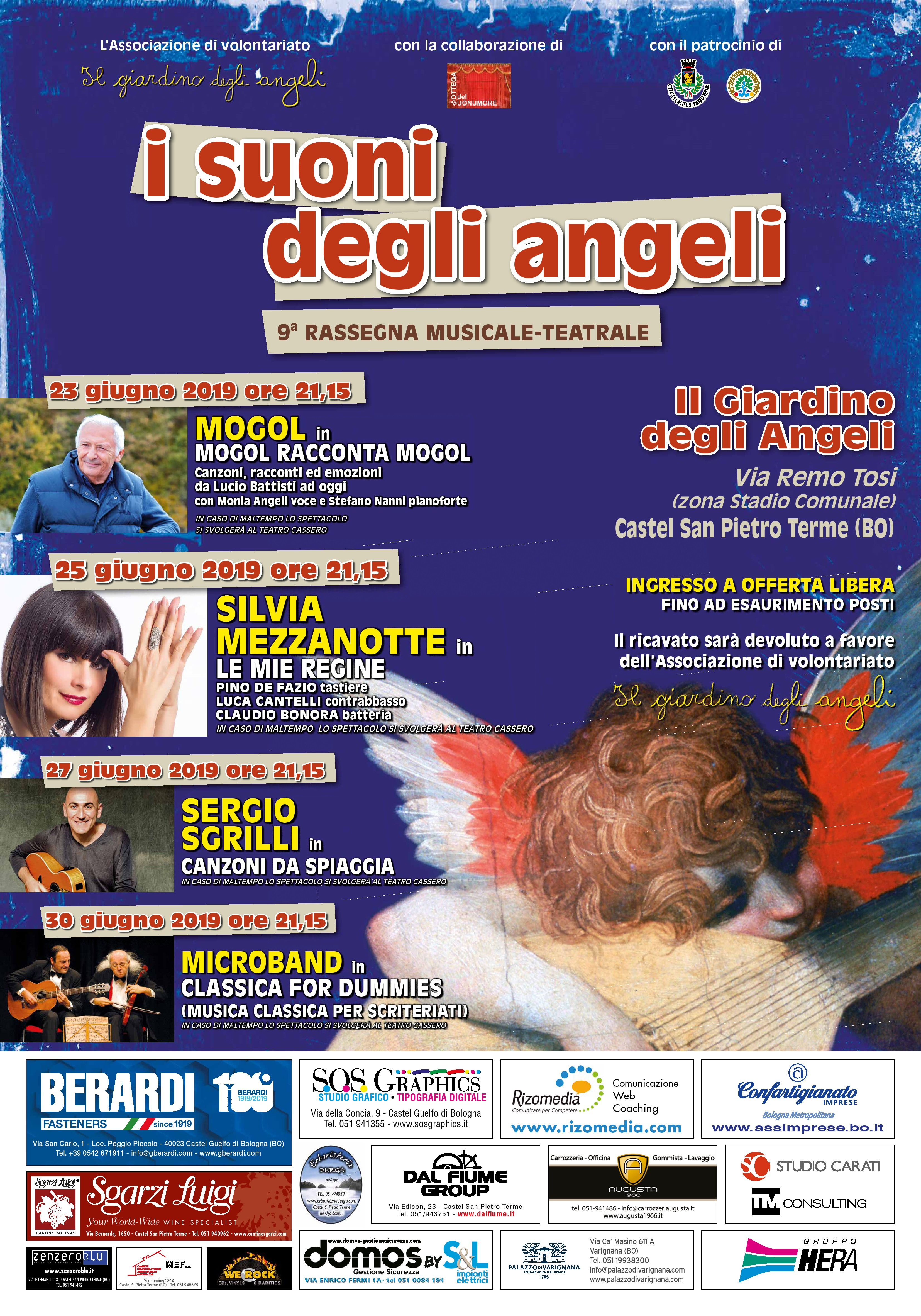Mogol racconta Mogol feat Monia Angeli e Stefano Nanni